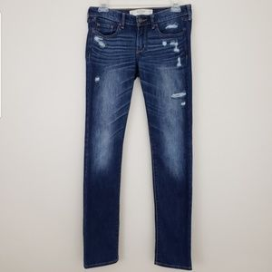 Abercrombie & Fitch Jeans The A&F Skinny Size 2R